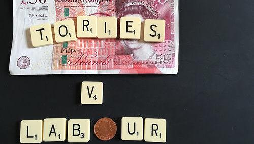 Libra, política, Reino Unido