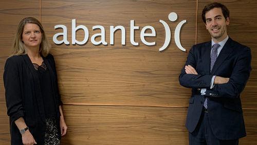 Paula Satrustegui y Álvaro Gayoso Abante