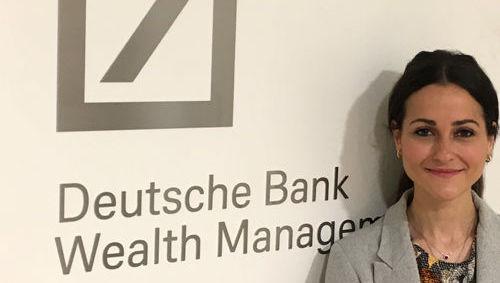 Deutsche Bank WM Maria Enriquez