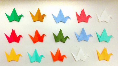 Origami, papiroflexia, selección, ranking, ESG, ISR
