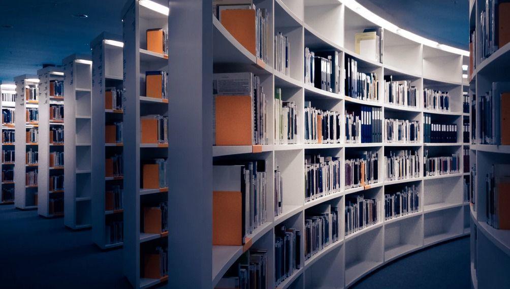 Librería biblioteca libros