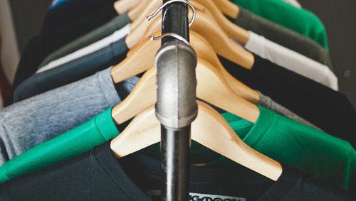 básicos armario camisetas