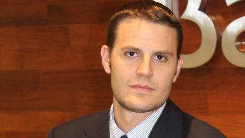 Jesús Borrás, Bankia