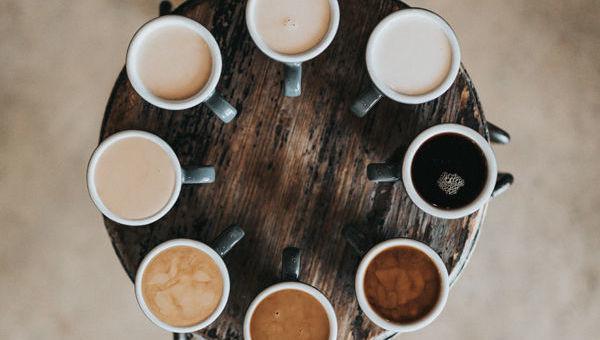 Cafés Tipo Grupo Perfilados