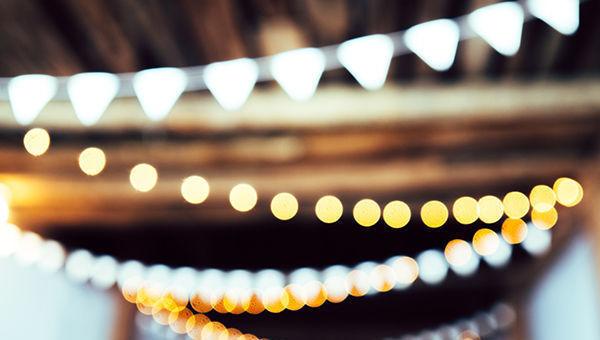 Fiesta, celebración, premios, luces