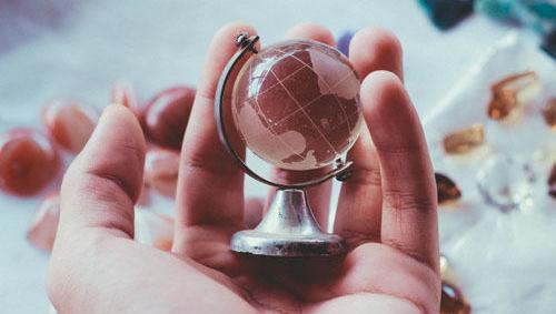 delegar global