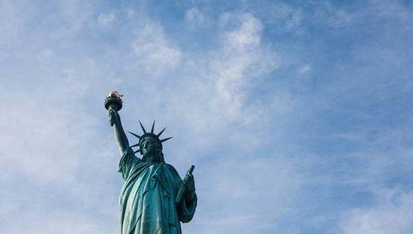 Estatua Libertad USA EEUU