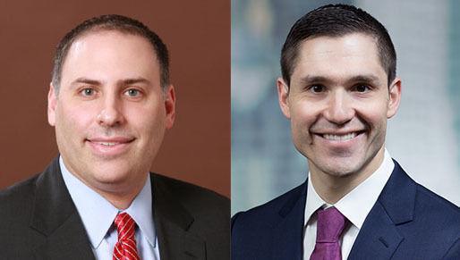 MichaelSchoenhaut y Eric Bernbaum