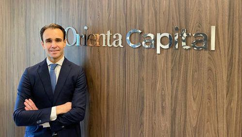 Mikel Artetxe, Orienta Capital