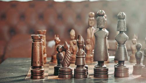 ajedrez piezas fichas