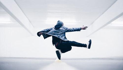 movimiento baile