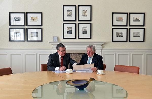 Aberdeen Standard Investments, Keith Skeock, Martin Gilbert