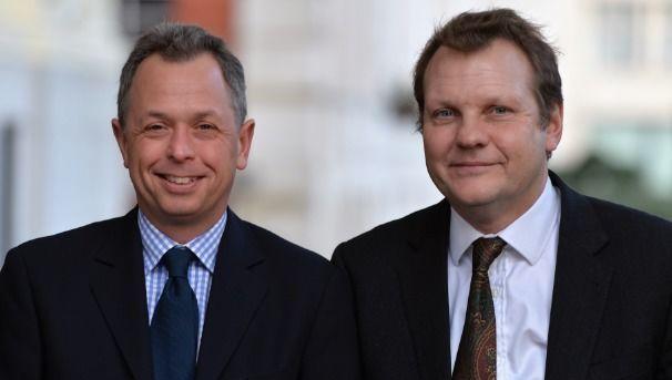 Anthony Cross y Julian Fosh (Liontrust)