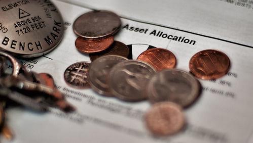 Asset Allocation, asignación de activos, monedas
