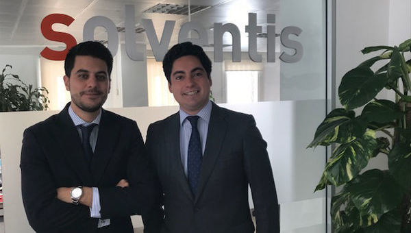 Javier Rodríguez Pina y Ricardo Juarez, Solventis