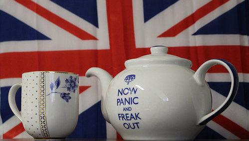 Reino Unido, UK, Brexit, tetera