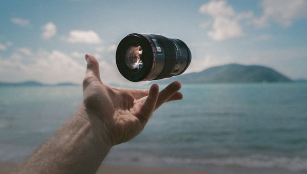 futuro, prisma, visión