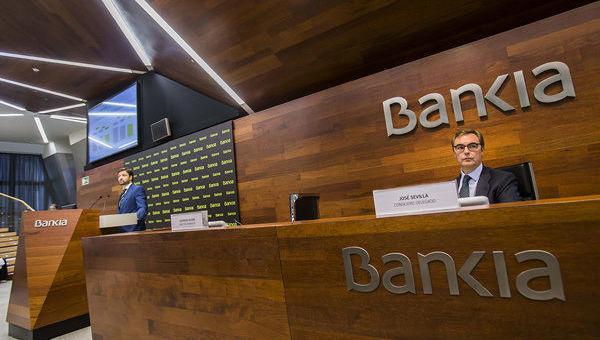 Bankia José Sevilla Resultados