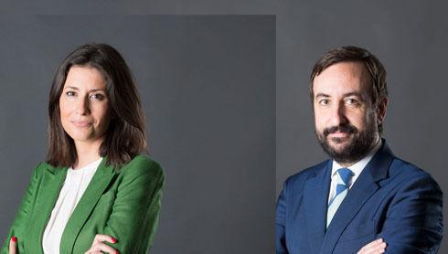 Beatriz Franganillo y Ander Arcaraz , Acacia