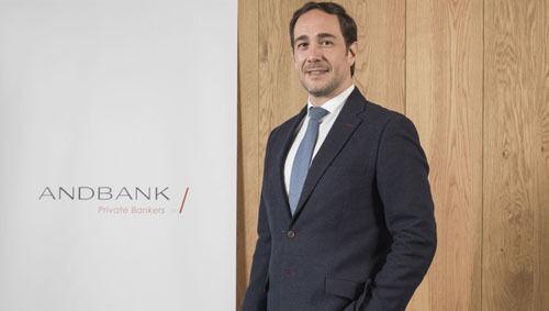 Sebastian Larraza, Andbank