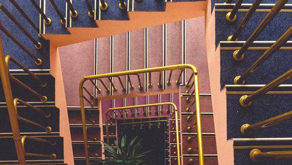 Bajar Escaleras