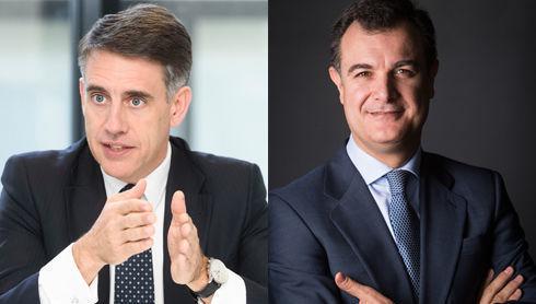 Luis Megías (BBVA AM) Juan Bernal (CaixaBank AM)