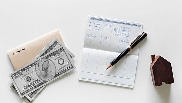 ahorro, cartilla, dinero, real estate
