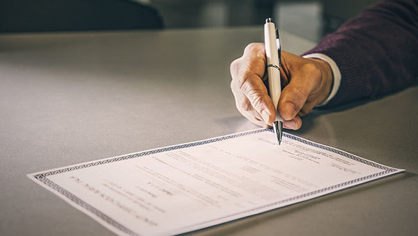 contrato firma ok