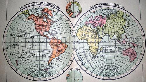 Mapa, emergentes