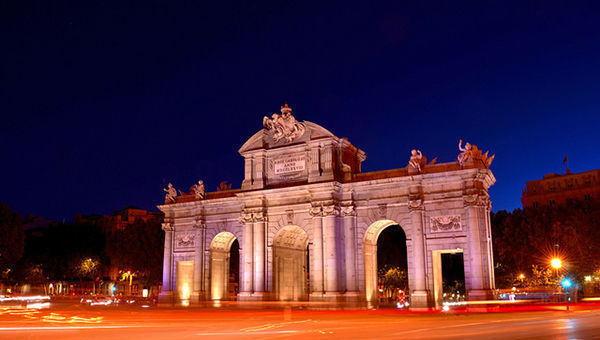 Puerta Alcalá Madrid