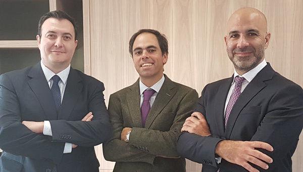 Trea AM Renta Fija Matthew Vogel, Jaime Martí y Álvaro Mata
