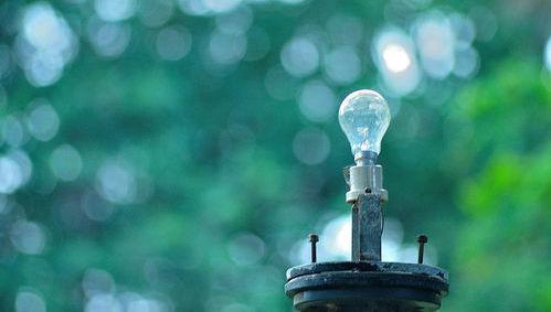 Idea, bombilla, creatividad, ISR, ESG