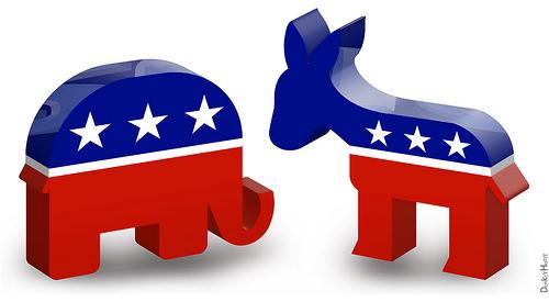 EE.UU., elecciones, republicanos, demócratas, Trump, Clinton