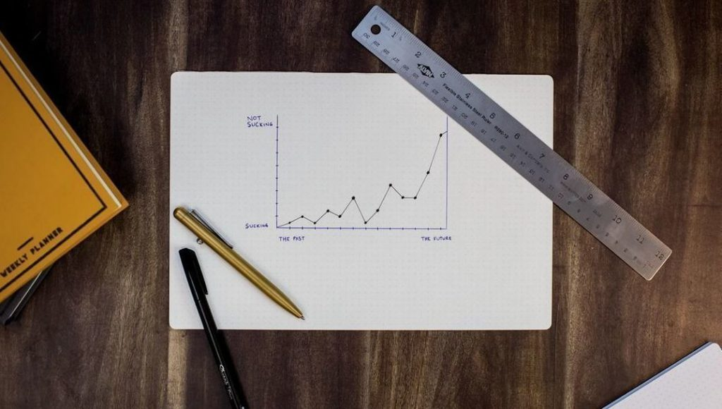 Lápiz bolígrafo papel regla