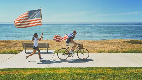 USA bici mar