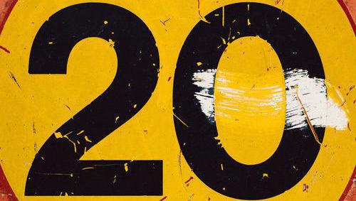 20, veinte