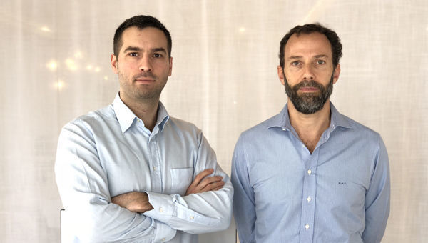 Pierre Danilowiez y Alfredo Alvarez Pickman Key Capital Partners