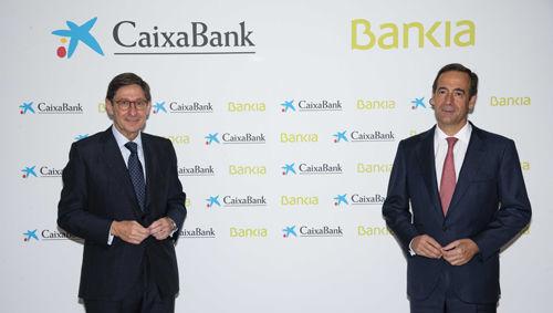 Bankia Caixa Jose Ignacio Gorigoizarri Gonzalo Gortazar