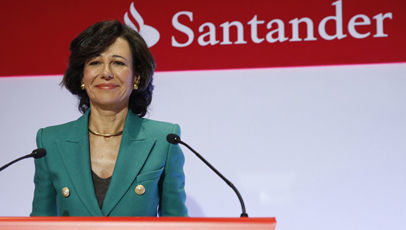 Ana Patricia Botin, Santander