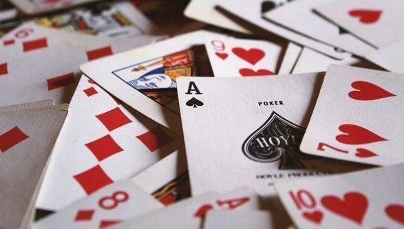 Cartas as poker