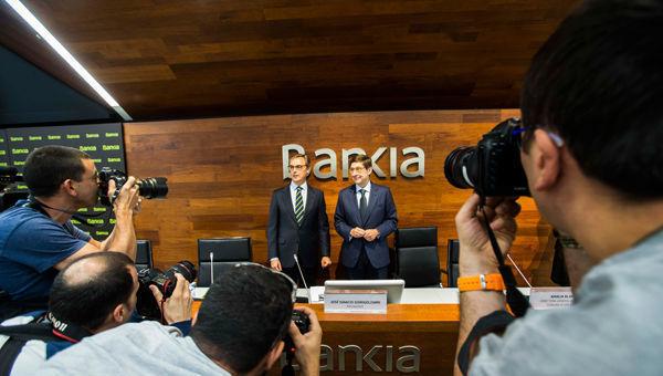 Bankia Jose Sevilla José Ignacio Goirigolzarri
