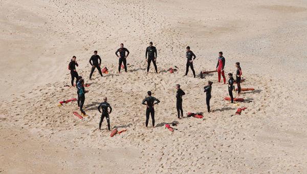 selectores playa