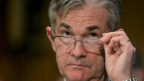Jerome Powell, Reserva Federal