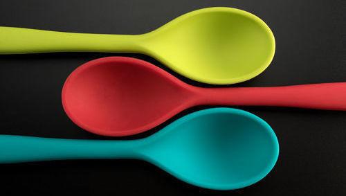 productos, colores, cucharas