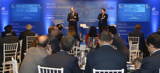 Capital Group. 1er día agente financiero