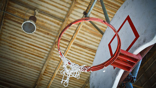 baloncesto, meta