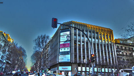 Banco Popular, edificio, real estate