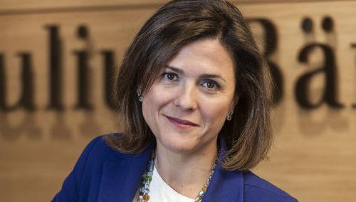 Carolina Martinez-Caro, Julius Baer
