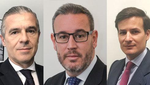 Javier García Matías, Julio Bautista y Alejandro de Mollinedo, Edmond