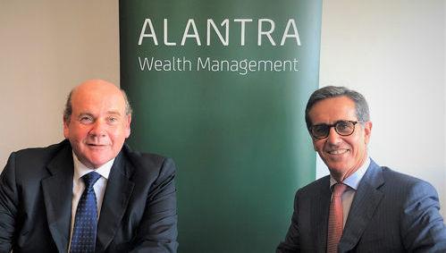 Antxon Elosegui y Alfonso Gil, Alantra